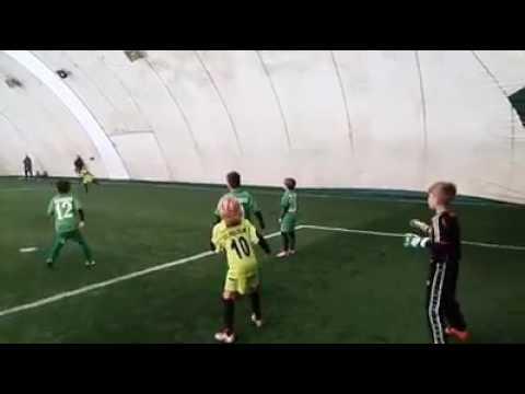 Club Sportiv Pro Team Grupa 2008 vs   Micii Fotbalisti, tur 2016 = 9 - 0