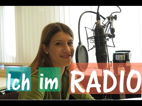 Ich bin im Radio...?!