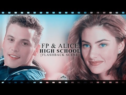 ✗FP & Alice || High School [Flashback Scene]