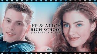 FP & Alice || High School [AU Flashback Scene]