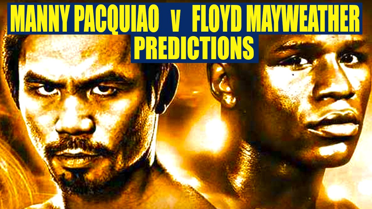 Mayweather Predictions