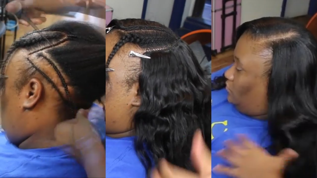 thin hair (sew in) tips and tricks