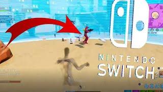 Fortnite Nintendo Switch Pro Player Better Than Faze Sway
