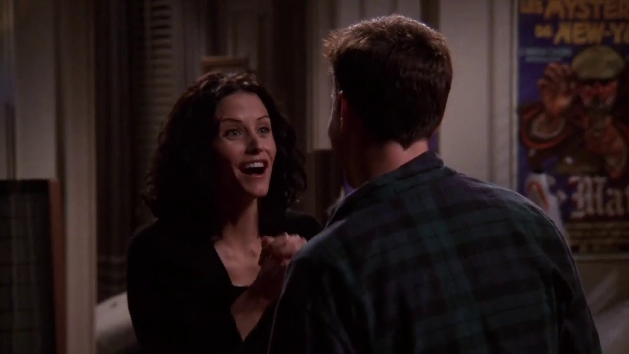 Download FRIENDS | Season 5 - When Joey finds out about Mondler