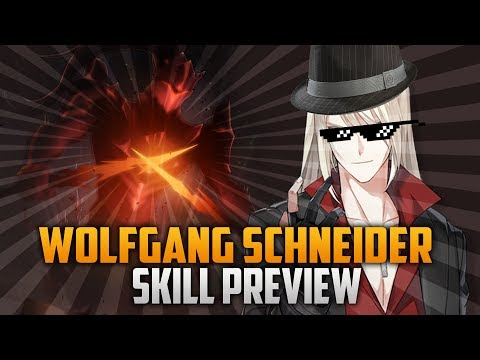 [ CLOSERS ONLINE ] Wolfgang Schneider Skill Preview