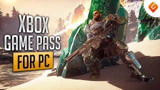 Top 10 Xbox Game Pass Games For Pc | Part 1