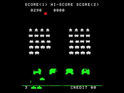 gioco space invaders da