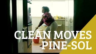 My Clean Moves Contest with Adrienne Houghton