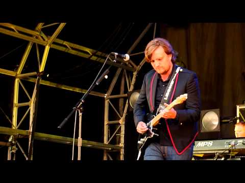 01   Starsailor - Poor Misguided Fool - Castlefield  Manchester  11   07   14