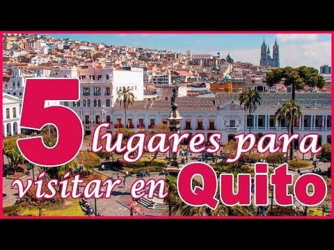 Top 5 LUGARES turísticos para visitar en QUITO | Soy Natasha