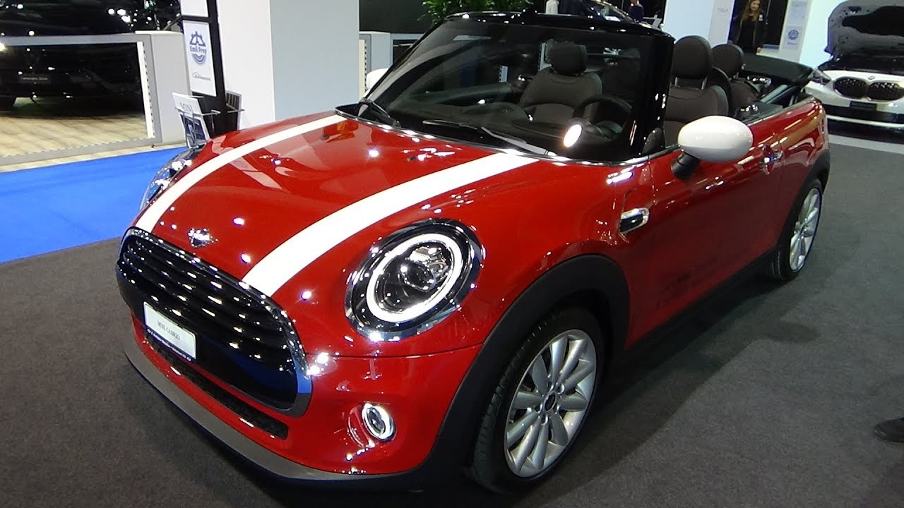 2020 Mini Cooper Convertible S Spesification