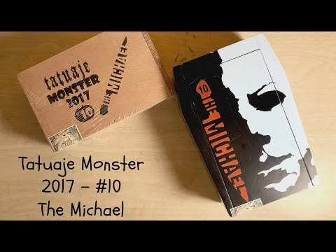 Tatuaje Cigars: Monster Series 2017 #10 The Michael