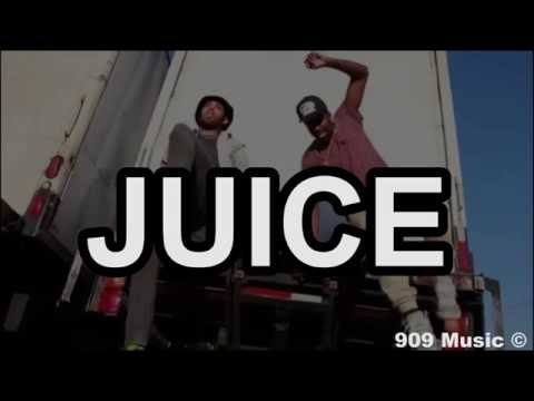 Landon Moss - Juice ft. June3rd [Lyric Video]