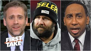 Stephen A. and Max face off in a heated debate: Is Ben Roethlisberger a game manager? | First Take