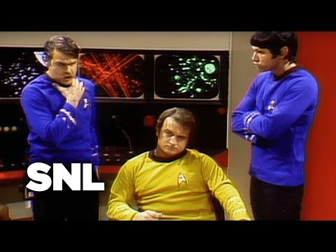 Star Trek: The Last Voyage  SNL