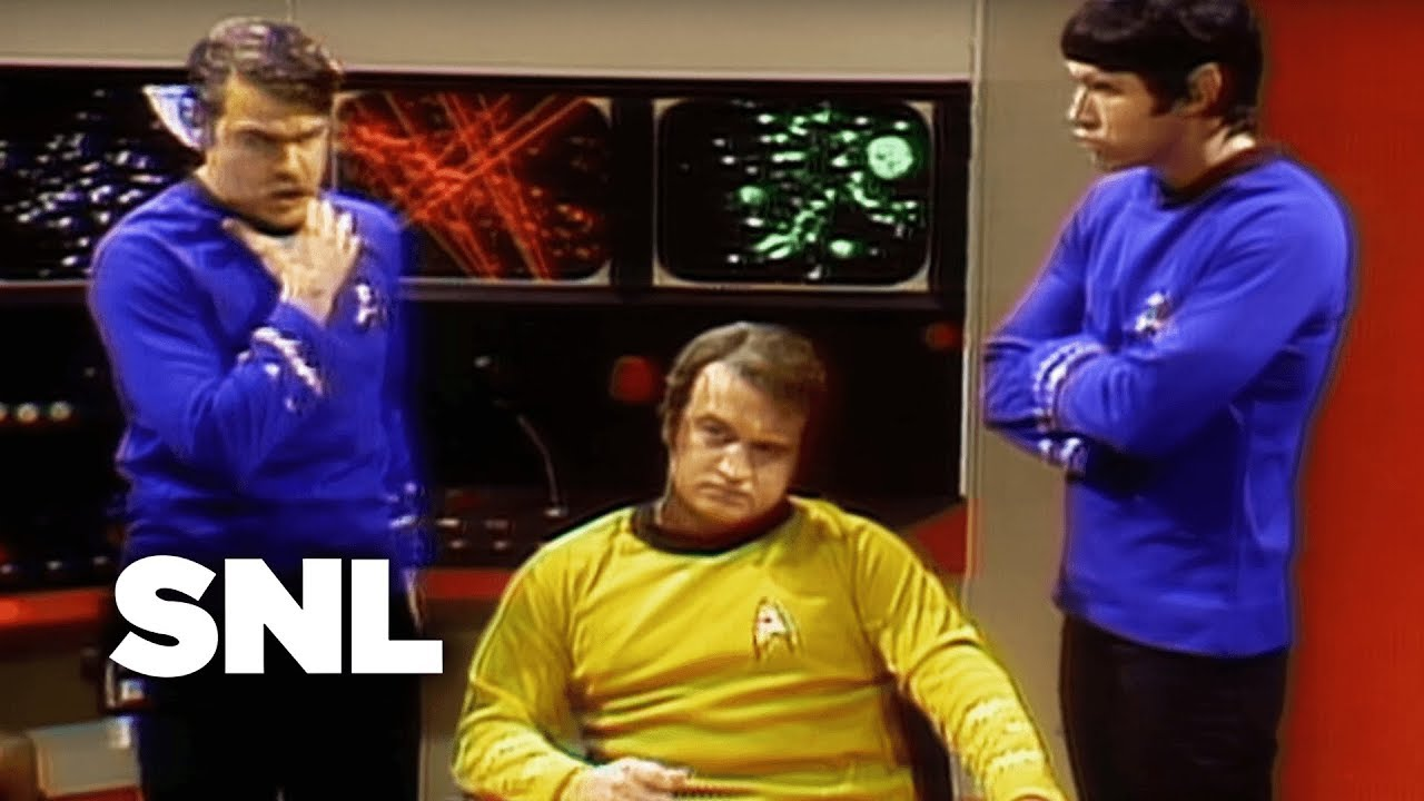 Star Trek: The Last Voyage - SNL | Funny Video