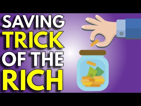 Only 1% of People Know This Money Saving Trick | How To Save Money Faster