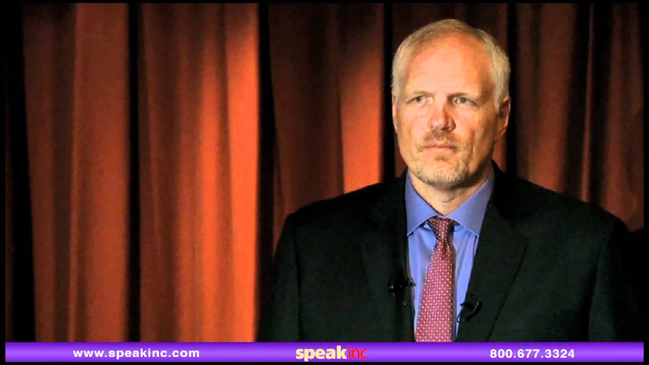 Keynote Speaker Mark Eaton • Presented by SPEAK Inc