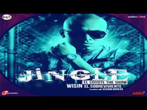 Wisin El Sobreviviente   Jingle The Show El Coyote The Show Prod  by Hyde