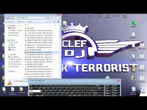 HOW TO BPM A SONG ON ACID PRO 6 BY DEEJAY CLEF DECK TERRORIST