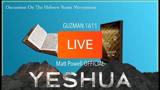 Interview with Matt Powell on the Hebrew Roots Movements