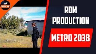 Трейлер короткометражного фильма Метро 2038