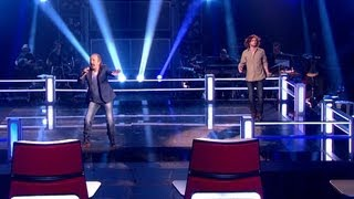 The Voice UK 2013 | Exclusive Preview: Ragsy Vs Colin - Battle Rounds 3 - BBC One