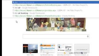 Cara Booking Tiket Pesawat www.idetraveling.com