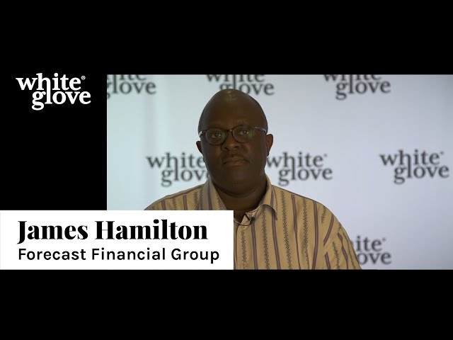 James Hamilton | White Glove Testimonial