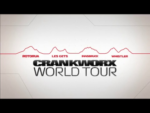 2017 Crankworx Les Gets Broadcast - Crankworx Les Gets Downhill presented by iXS