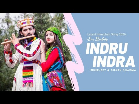 Latest Himachali Song 2020 | Indru Indra | Inderjeet | Charu Sharma | Surender Negi | iSur Studios
