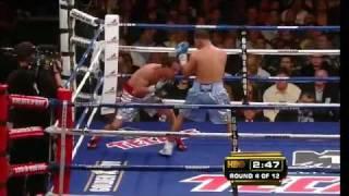 BEST FIGHT OF 2009 - Marquez vs Diaz - HD Part 2