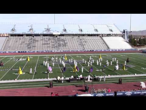Reno High School Marching Band 2014