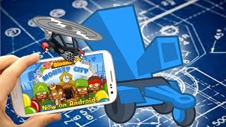 BMC Mobile - City Level 13 - Blueprint Hideout Mission (Bloonchipper)