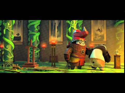 Motion sickness scene from Kungfu Panda