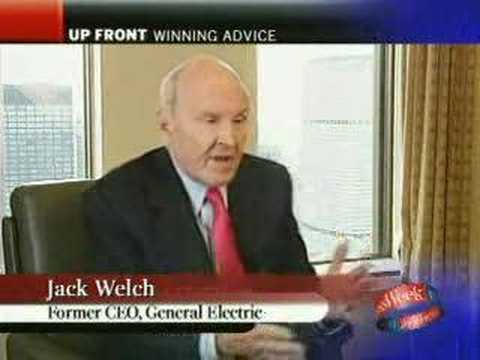 01 Career Advice from Jack Welch