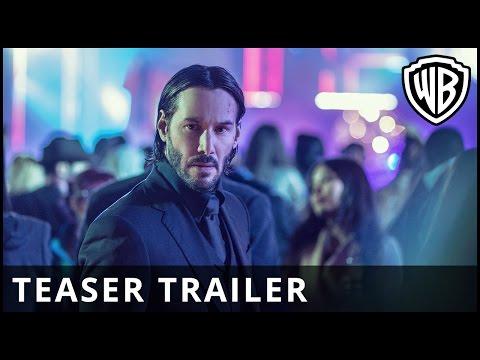 John Wick: Chapter 2 – Teaser Trailer - Official Warner Bros. UK