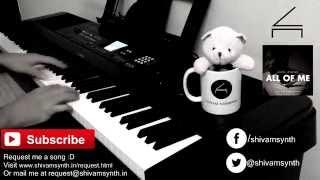 All of Me | Main Hoon Hero Tera- John Legend | Salman Khan (Soul Piano Cover)