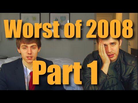 Top 10 Worst Hit Songs of 2008 (ft. SpectrumPulse) - Part 1