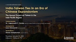 India-Taiwan Ties In An Era Of Chinese Expansionism