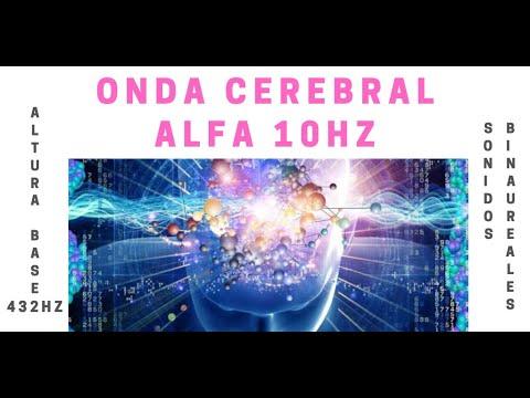 ONDA ALFA PURA 10Hz con Altura Base en 432Hz | SONIDOS BINAURALES