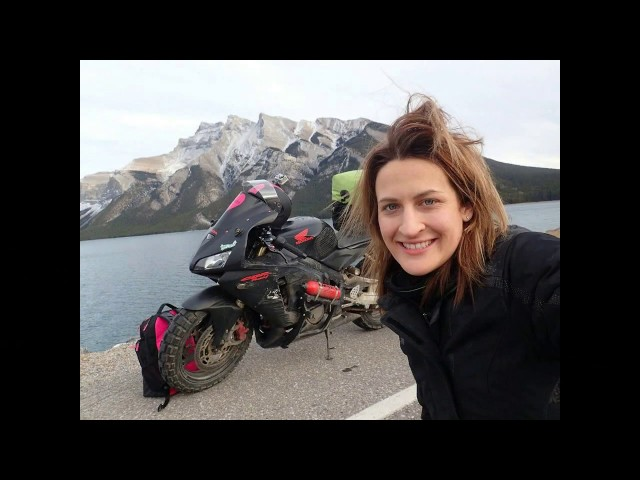 PART 1:  Alaska Moto Girl rides Alaska to Central America