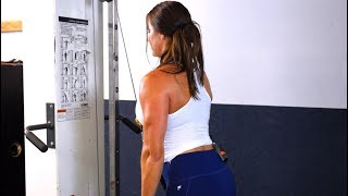 Upper Body Workout ? (Cable Machine)