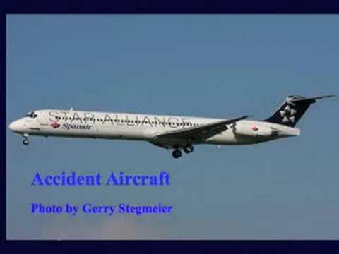 Spanair plane crashes