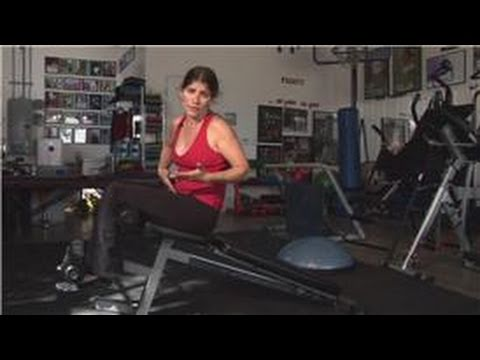 Abdominal Workouts : Incline & Decline Abdominal Exercises