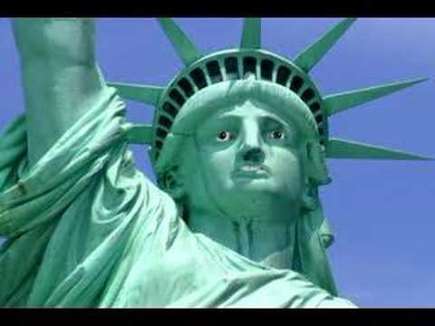 Statue Of Liberty Sings Rescue Me