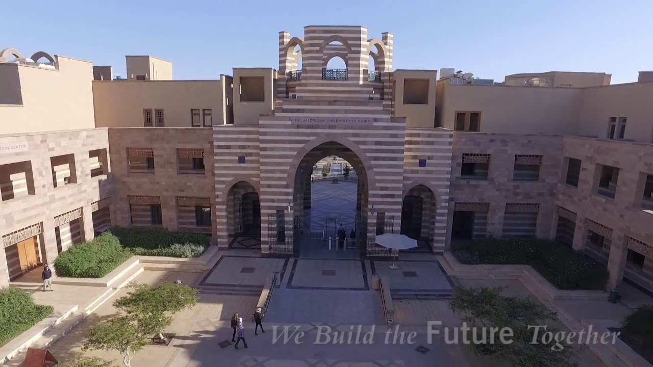 the american university in cairo a legacy of change youtube