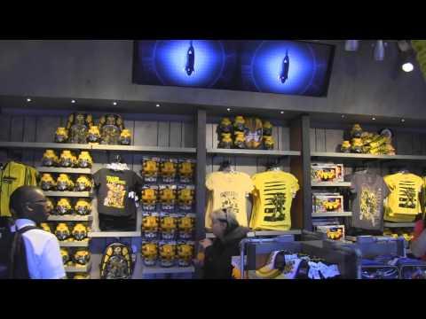 Transformers Supply Vault Opens At Universal Studios Florida