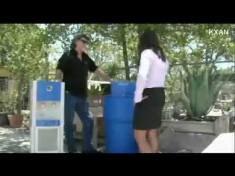 This Man makes drinking water from thin air