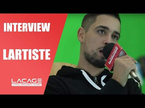 Lartiste x LaCage.ma [INTERVIEW]